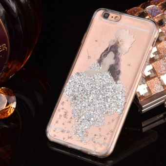 coque danseuse iphone 8