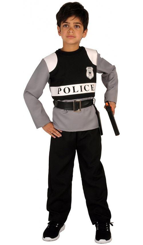 Déguisement de Policier - Enfant Taille : 5/7 ans (108 à 120cm)