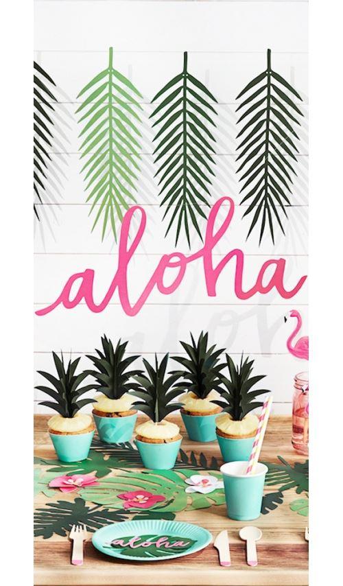 Décoration à suspendre - Aloha