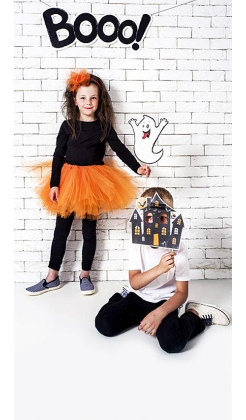 Kit Photo Booth - Grand Format - Dark Halloween