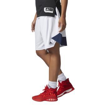 Adidas Short femme adidas Crazy Explosive M blancbleu marine