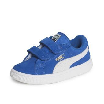 Puma Suede Et Chaussures 35627402 Baskets Velcro Enfant U7x0Sdwq