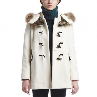 Manteau femme hiver 2017 bordeaux