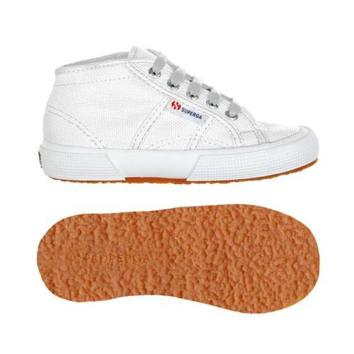 SUPERGA Chaussures 2754JCOT-CLASSIC 2754JCOT-CLASSIC 2754JCOT-CLASSIC pour bébé garçon et bébé fille, style classique, couleur unie d3e018