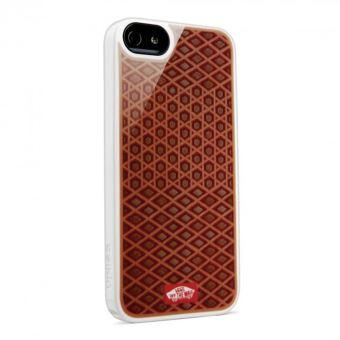 Belkin Vans Waffle Sole Graphic Case Etui rigide pour telephone portable polycarbonate pour Apple iPhone 5