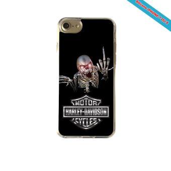 Coque insigne harley davidson 3 compatible iphone 5s bord noir
