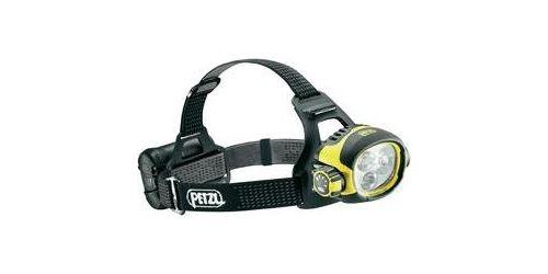 b69ddcfe5b098c Lampe frontale ampoule led petzl ultra vario à batterie 375 g 34 h jaune  noir