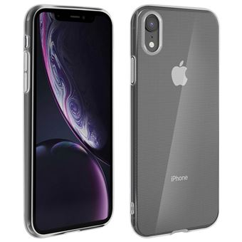 coque ultra fine transparente iphone xr