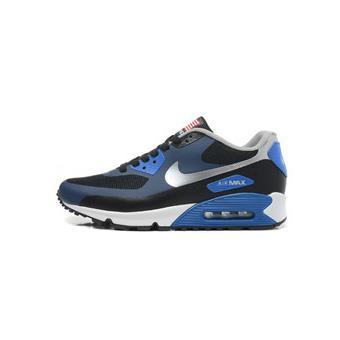 NIKE Baskets Air Max 90 Sports Running Chaussures Bleu