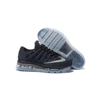 the best attitude 68ea9 b54b2 Basket Nike Air Max 2016 Junior Running Chaussures homme noir et Argent  taille 45 - Chaussures et chaussons de sport - Achat   prix   fnac