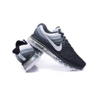 arrive e822a 45b67 Nike Air Max 2017 Baskets Chaussures de Sports Homme Taille ...