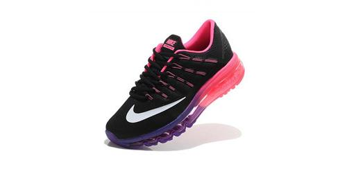 meilleur service 0ba66 c4505 Basket Nike Air Max 2016 Junior Running Chaussures Femme ...