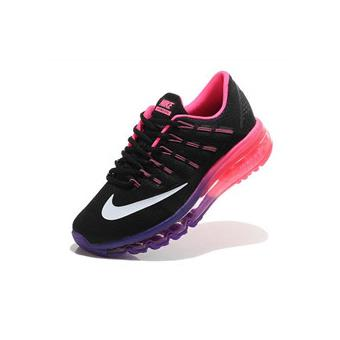 meilleur service 278c3 3c184 Basket Nike Air Max 2016 Junior Running Chaussures Femme ...