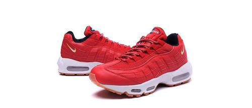 air max 95 hommes rouge