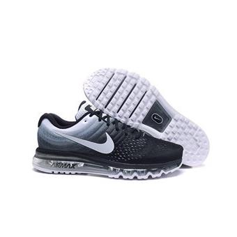 arrive 54c56 85fd7 Nike Air Max 2017 Baskets Chaussures de Sports Homme Taille ...