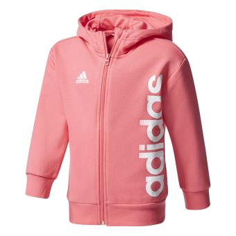 Adidas Veste à capuche junior adidas Little Kids Full Zip