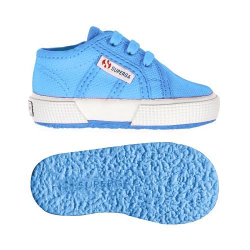 Superga <strong>chaussures</strong> 2750 bebj baby classic pour bébé garçon et bébé fille style classique couleur unie