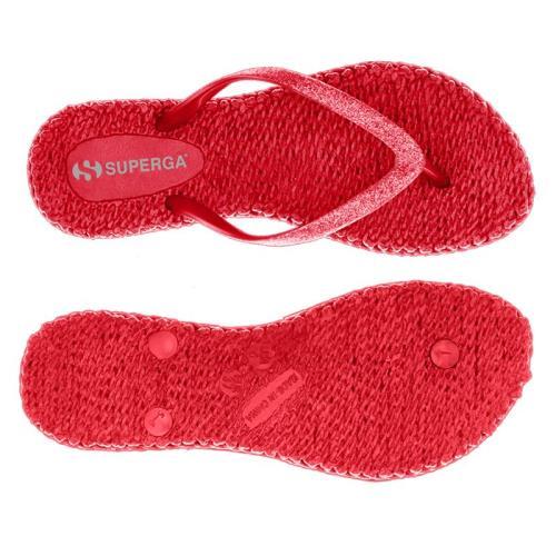 Superga chaussons s29g953 pour adulte style classique couleur unie