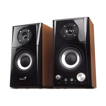 Genius SW-HF2.1 1700 Enceinte PC 2.1 45 W Noir