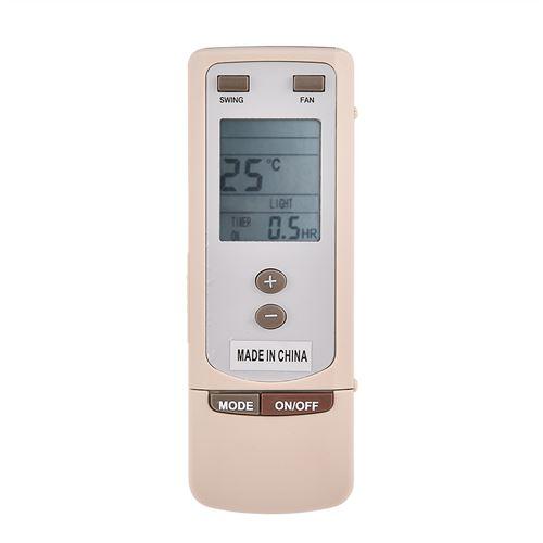 Télécommande pour Climatiseur GREE Y512 Y502 Air-Con