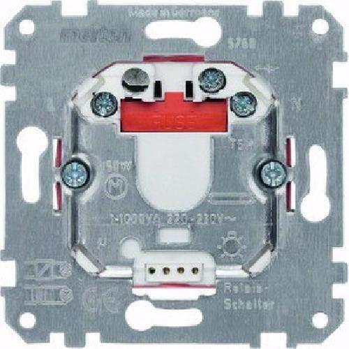 Merten 576897 Mécanisme d'interrupteur à relais 0-1000 VA