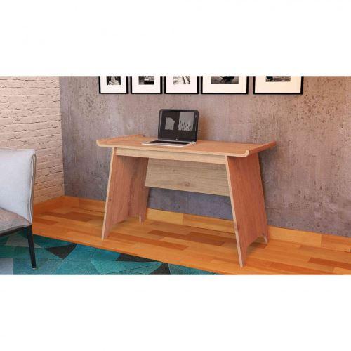 Bureau en bois naturel - BU4021