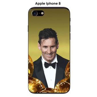 coque iphone 8 messi 2016