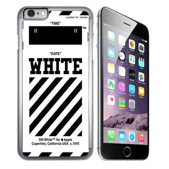 off white coque iphone 7