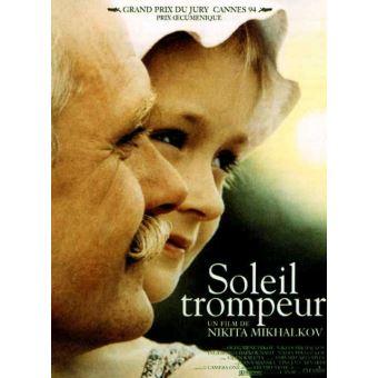 Soleil Trompeur AFFICHE CINEMA ORIGINALE, Autre poster, Top Prix   fnac
