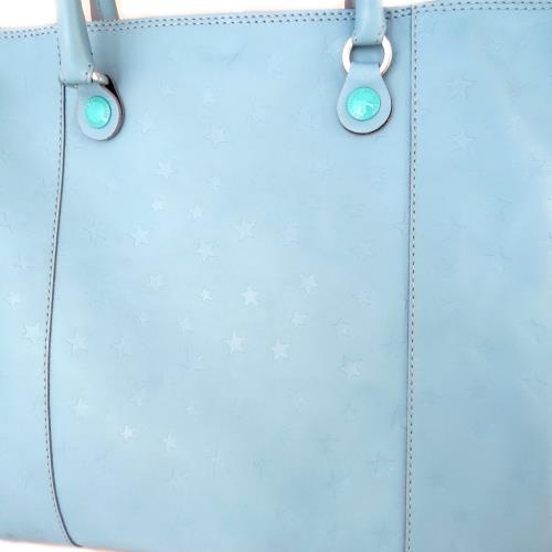 Azur 'gabs' Bleu 1 Cuir 3 Étoilep1468 En Sac OnX80wPk