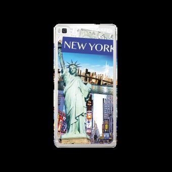 coque pour huawei p10 lite new york