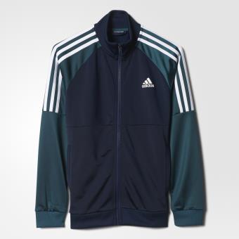 undefeated x premium selection official supplier Adidas Survêtement Tibero bleu marine/vert foncé/blanc ...