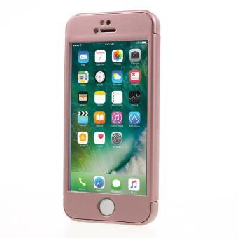 Coque Et Protecteur Verre Trempe 2 En 1 Protection Pour Iphone Se