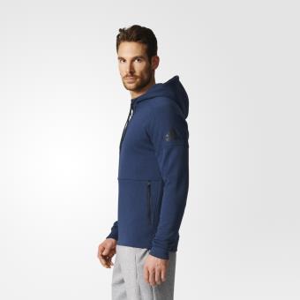 Adidas Veste ID Stadium bleu marine Taille 4XL Adulte Homme