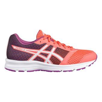asics femme chaussures rose 40
