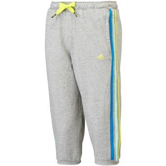 Adidas 34 Essentials Gris 910 ans Pantacourt Enfant Fille