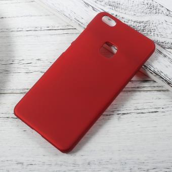 huawei p10 coque rouge