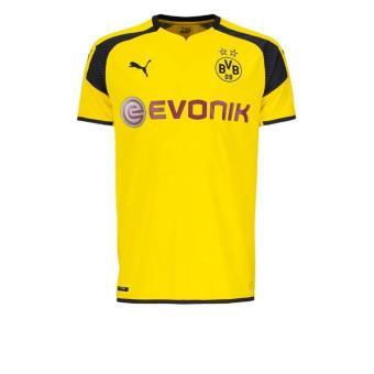 Maillot Europe Officiel BVB Dortmund 2016 2017 Puma