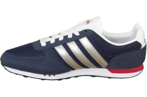 Chaussures Adidas Neo City Racer F99330 Bleu Achat Vente