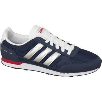 Chaussures de sport Adidas Neo City Racer F99330 Bleu Adulte