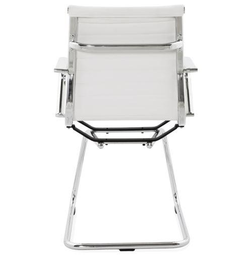 en matière design bureau blanche 'GIGA' de Chaise synthétique QrWCexoEBd