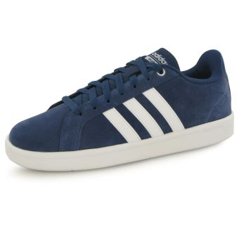 Adidas Neo Cloudfoam Advantage bleu, baskets mode homme