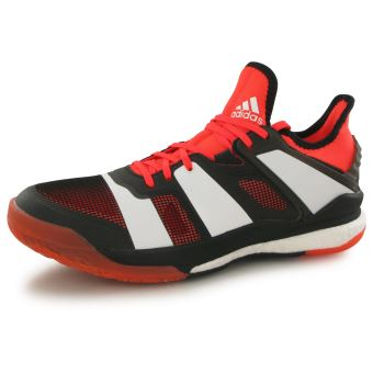 Adidas Performance Stabil X rouge, chaussures indoor homme