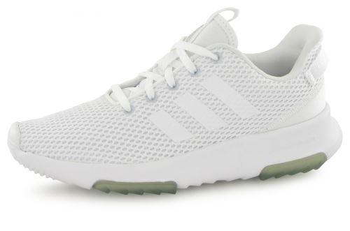 Adidas Neo Cloudfoam Racer Tr blanc, baskets mode femme
