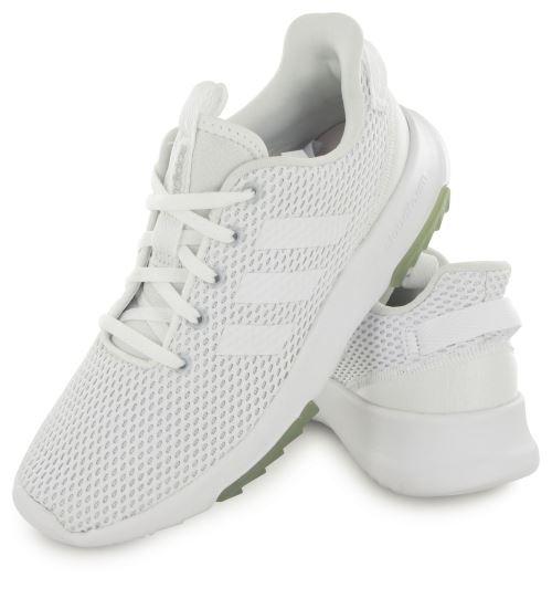 5d8d1678980e4 Adidas Neo Cloudfoam Racer Tr blanc, baskets mode femme - Chaussures et  chaussons de sport - Achat & prix | fnac
