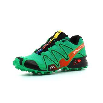 Salomon Speedcross 3 Vert 48 Chaussures Adulte Homme
