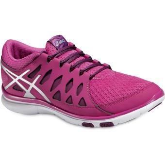 Chaussures de sport ASICS GEL FIT TEMPO 2 S563N 2193 Rose