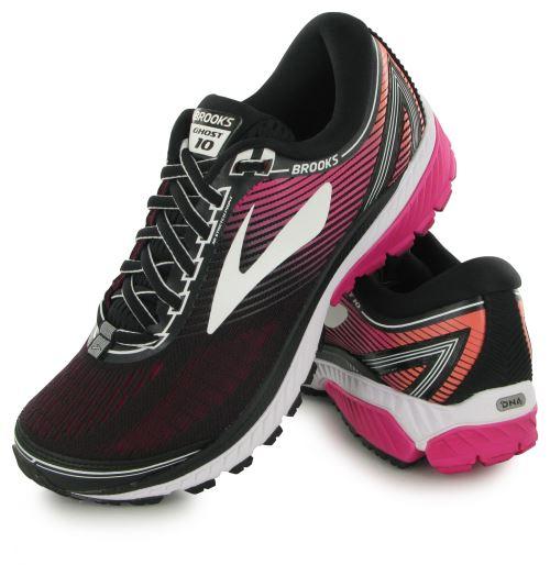 f8808a3ab376 Brooks Ghost 10 rose, chaussures de running femme - Chaussures et chaussons  de sport - Achat & prix | fnac
