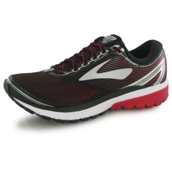 Brooks Ghost 10 rouge, chaussures de running homme