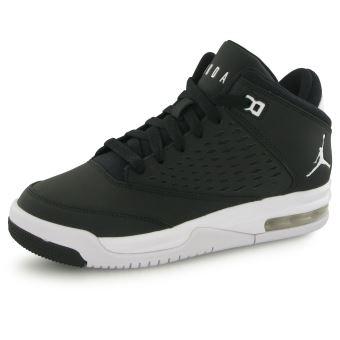 Nike Air Jordan Flight Origin 4 noir, chaussures de basketball